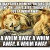 ヒットしても作者に印税を払わなかった名曲「ライオンは寝ている」。
