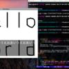 C/C++でビジュアルノベルゲーム風のプログラム作成終了