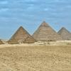 エジプト ギザ ピラミッド観光 「1日じっくり観光 3大ピラミッドを歩いて巡る・ピラミッドで朝日鑑賞」 巡った場所のご紹介