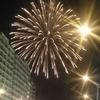 浦安花火大会を見に行ってきました!