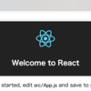Heroku:create-react-app-buildpackを試してみました