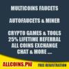 仮想通貨を無料でもらう!「Allcoins.pw」のつづき2回目