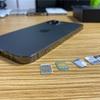 【iPhone 12】SIMカードの動作確認を検証