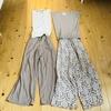 お洋服の夏支度:ミニマリスト的 洋服の選び方