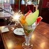 プリンス松葉の「花火パフェ」@岐阜県中津川市でのいにしえの思い出。