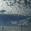 雲がもくもく木曜日。