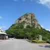 城山(172m)・・・伊江島
