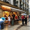 バスク地方とボルドーの旅 その11 サン・セバスティアン、最後雨に降られて帰るの巻