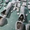 【ガンプラ】 1/100 リアルタイプ MS-06 ザクを作る その153 2020年4月13日 【旧キット】(内部フレーム フルスクラッチ)