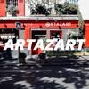 【ARTAZART】サン・マルタン運河沿いのアート系専門の赤いブックストア