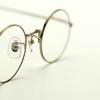 丸いメガネと定番、個性について。