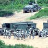 韓国で米韓軍事演習 北朝鮮「侵略の兆候で攻撃」と警告