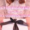 ECナビのお友達紹介システムが改良!新規登録で最大1,000円もらえます♪