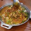 【釜山グルメ】ナッコプセ/タコ・ホルモン・エビのピリ辛鍋... 海雲台「ケミチプ」にて