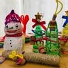 【クリスマス準備】300本のモールが届き… 娘と夢中でクリスマス準備
