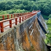 外枡沢ダム(岩手県雫石)