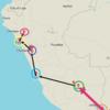 【国境越え】コパカパーナからクスコへの行き方を紹介【バス移動】
