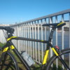 久しぶりのサイクリングは鶴見川で【往復54km】