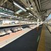 185系踊り子 修善寺行⑧ 三島駅に到着^^