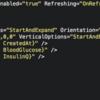 〔C#〕〔Xamarin〕ViewCellでListViewの表示をカスタマイズする(テーブル風)