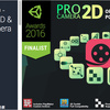 Pro Camera 2D - The definitive 2D & 2.5D Unity camera plugin この2Dゲームカメラが熱い!20種類以上の高機能カメラスクリプト
