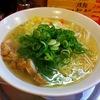 【今週のラーメン485】 もっこす 谷上店 (兵庫・北神急行電鉄 谷上) 鶏塩そば