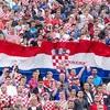 W杯予選プレーオフ1stレグ クロアチア - ギリシャ