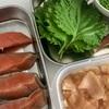 新生姜と鮭のまぜごはん