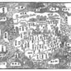 九州に当初の邪馬台国があったことを示す隋書と四海華夷総図