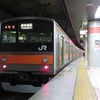《JR東日本》【写真館64】武蔵野線205系次の離脱はM52編成???