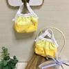 プチグラニーバッグ(黄色い蜂のプリント柄)・ネットショップ