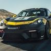 ● ポルシェ 718ケイマン に「GT4クラブスポーツ」…天然繊維コンポジット素材を初採用