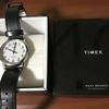 シンプルな腕時計 アメリカブランドTIMEX「TW2R3700」