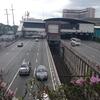 マニラ  空港からのクーポンタクシー  高架鉄道
