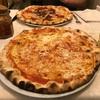 ピザばっかり食べてます。