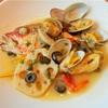 その93 【イタリア料理の名前シリーズ④】アクアパッツァ