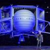 ブルー・オリジンは、2023年までに月着陸を目標としています