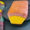 ファミマのお芋掘りフェア「紅はるかのバウムクーヘン」がふんわり美味しい
