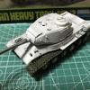 TAMIYA 1/48 ソビエト陸軍 重戦車 JS-2 1944年型 ChKZ 製作記 PART2