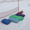 0歳と3歳の二児連れ雪遊び ゲレンデでの過ごし方編(キッズガーデン)