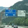モンブラントンネルを抜けてイタリアへ(Aug 9, 2017)