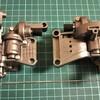 オリジナルRCカーを作ろう③ギヤボックス&サスアームの組み立て