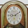 連続 秒針 電波 時計