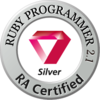【Ruby学習】育児の合間にRuby技術者認定資格Silver学習①