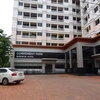 ANA海外旅作でバンコクにすると最安値で表示される「コンビニエントパークホテル」に行ってきた