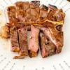 Anova Precision Cookerで低温調理 vol.20 Tボーンステーキの醤油麹漬け