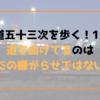 【東海道五十三次を歩く!11日目】道を曲げてるのはただの嫌がらせではない!
