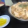 【青森市】学生向け大盛りメシで有名な「ちばしょく(千葉食堂)」で親子丼。