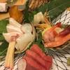 ブロックMの高級日本食 川奈 で舌鼓…  何故か銀杏の話題で盛上る…(笑)