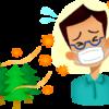 花粉の刺激だけでなく寒さの刺激でもセキ込んでしまうアレルギー体質